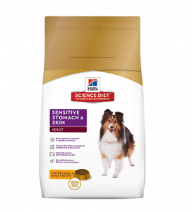 Hill's Science Diet Adult Sensitive Stomach and Skin Dry Dog Food