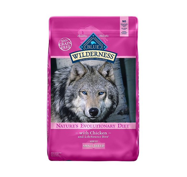 Wilderness Blue Buffalo High Protein
