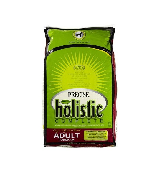 Best Natural Holistic Dry Dog Food