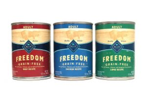 Blue Buffalo Freedom Grain Free Wet Adult Dog Food