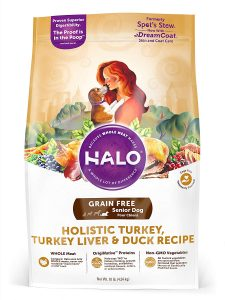 Halo Grain Free Natural Dry Dog Food